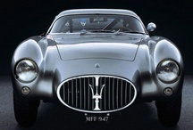 Automobile - 1950-60 / by Alberto Ramos