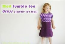 Kids: Clothes Tutorials/Patterns / by Stephanie Stanesby