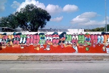 ~Graffiti~ / Many types and styles of graffiti, enjoy! / by RSSisWAR