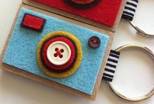 Felt Craft / by Stephanie Stanesby