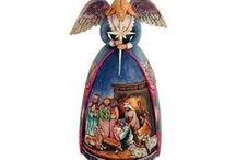 Angels / by Bronner's CHRISTmas Wonderland