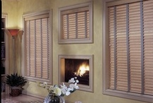 Wood Blinds / Wood Blinds are a fantastic eco friendly window treatment. Choose from a wide assortment of colors and styles at www.blindschalet.com / by Blinds Chalet
