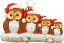 Owls / by Bronner's CHRISTmas Wonderland