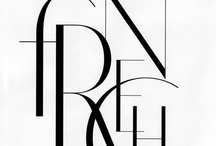 Fonts / It's very important to choose the correct font; here you have a collection of free fonts you can use.  / by Berta Viteri Ramírez