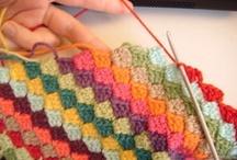Crochet / Crocheting makes me happy.  / by Berta Viteri Ramírez