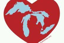 Michigan, my Michigan / by Norma Fraser