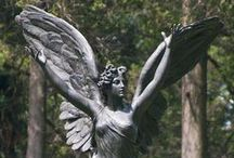 Someone to WATCH over Me / Those Heavenly Beings that guard, protect, and watch over humanity / by Lori Mills
