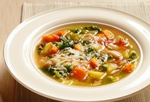Crock Pot Wonders and Soups / Soups, Stews, Chili, you name it! / by Robin Berweger