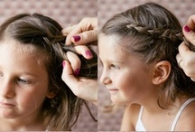 Kid's Hairstyles / by Kenra Professional