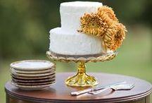 Fall Wedding Ideas / by Tamara Burke