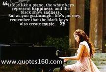 Piano  / by Heidi Lumax