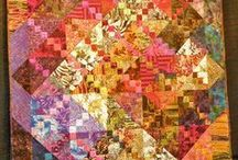 Toni quilts / Artsy quilting for great design inspiration! / by Sonia
