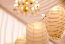 Wedding Lanterns and Lights / by Byron Bay Celebrant Michelle Shannon