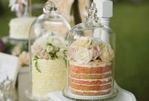 Delicious Wedding Cakes & Treats / by Byron Bay Celebrant Michelle Shannon