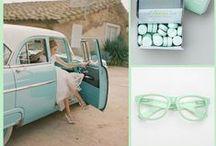 Bridal Colour palettes / by Byron Bay Celebrant Michelle Shannon