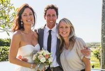 Byron Bay Couples / There are so many beautiful couples that I have worked with here are just a few...  And I always get asked what do you wear as a celebrant? Well, I try to be conservative and remember it is the brides day not mine so official without being OTT... / by Byron Bay Celebrant Michelle Shannon