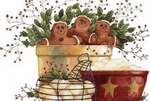 *A * Ginger * Holiday* / by Diane Knott