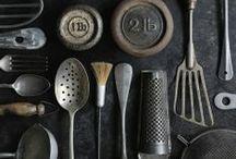 Kitchens / by New Ravenna Mosaics