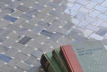 Basketweave / by New Ravenna Mosaics
