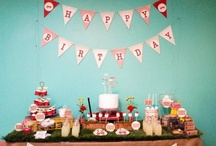 vintage red wagon party / by Elissa- One Stone Events