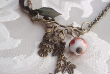 Jewelry making / Jewelry that inspires me to create. Ideas to organize my supplies etc,. / by Latasha Henson