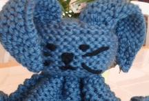 crochet and knitting / by Latasha Henson