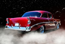 Dream cars / by Shannon Rouse Beck