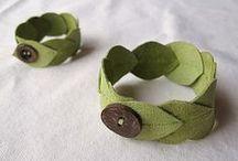 make: jewelry / by Lindasha