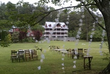Glen-Ella Wedding Tree / by Glen-Ella Springs Inn