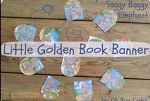 Little Golden Book Stuff / by Oh Boy, Cato!