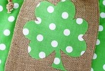 Leprechaun Four Leaf Clover Layla Irish Day / St. Patrick's Day / by Oh Boy, Cato!