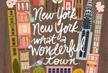 Next NYC trip / by San Smith