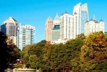 Adoring Atlanta / by San Smith