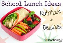 Healthy/School Lunches / by Intermountain Healthcare