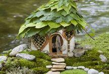 Fairy garden ideas / by San Smith