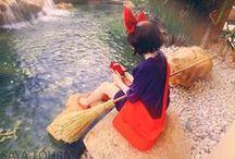 Kiki costume / by San Smith