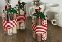 Holiday decorations & gifts / by Connie Hewitt