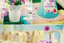 Birthday Party Ideas / by Nicole Flores