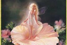 Fairytales: Fantasy & Dreamscapes / Gnomes, Elves, Faries, Druids & portals of imagination. / by Lennie Barnes