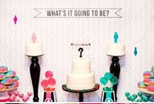 Boy or Girl - The Big Reveal / Gender reveal party inspiration / by Diane Gottsman