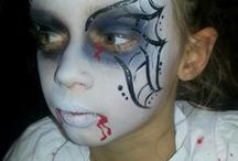 Face paintings / by Mayelle Bouman