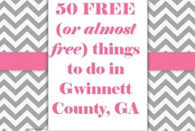 Kids & Family Fun in Metro Atlanta / Things to do for kids and families in Gwinnett and metro Atlanta. / by Explore Gwinnett