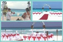 Weddings at Flamingo Cancún Resort / by Flamingo Cancun Resort