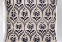 Art Nouveau and Art Deco inspired knitting and other textiles / by Tiina Taivainen