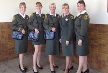100 Years of LASD Female Deputies / by Los Angeles County Sheriff's Department