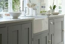 kitchens / by 356 porsche