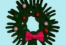 kids crafts Christmas/Winter / various crafts for mostly school-age kids.  / by Dusty Hackworth