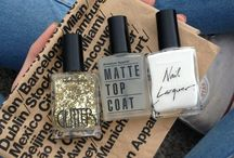 Pretty and Polished  / Nails... Nails... Nails / by Delaney Curtis