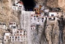 amazing places / by Colleen Baran