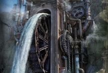 Steampunk / by James Targett